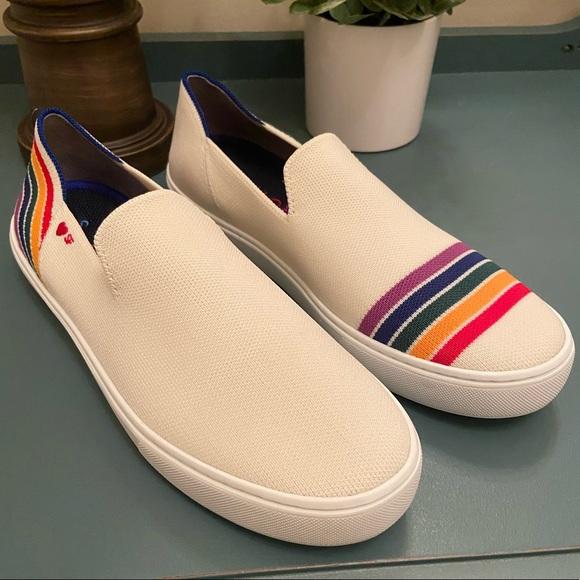 Shoes   Rainbow Pride Rothys   Poshmark
